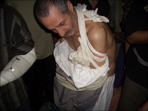 Iraqi man held at Iraqi Interior Ministry