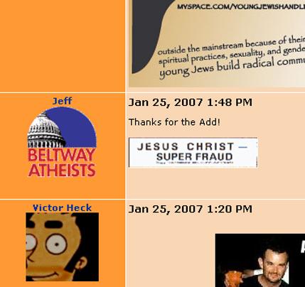 atheist idiots